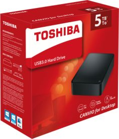 Canvio for Desktop 5TB
