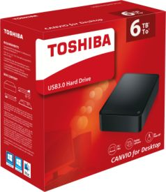 Canvio for Desktop 6TB