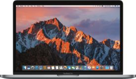 MacBook Pro 13 R, 2,9 GHz Core i5, 8 GB 2133, 512 GB