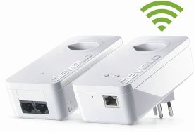 dLAN 550+ WiFi Starter Kit Powerline