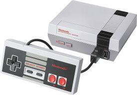 Classic Mini: Nintendo Entertainment System