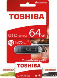 TransMemory-MX U361 64GB USB 3.0