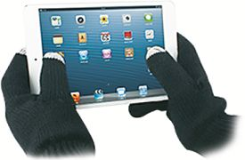 Muvit Touch Screen Gloves Size M