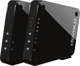 GIGABIT WLAN Bridge Starterset