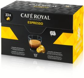 Café Royal XL Box Espresso