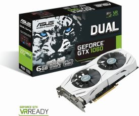 GeForce DUAL GTX 1060-6GB