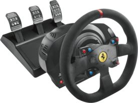 T300 Ferrari Integral Racing Wheel Alcantara Edition für PS3