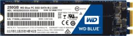 WD Blue 250GB SSD M.2 2280