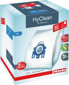 Allergy XL-Pack HyClen 3D Efficiency Typ GN