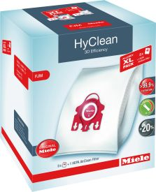 Allergy XL-Pack HyClean 3D Efficiency Typ FJM