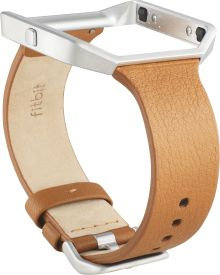 BLAZE Slim Leather Band Large