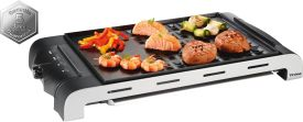 Health Grill silber
