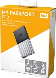 My Passport SSD 1TB