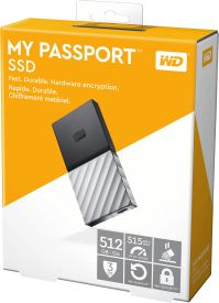 My Passport SSD 512GB