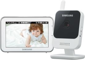 "SEW-3042 Video-Babyphone 5,0"" LCD"