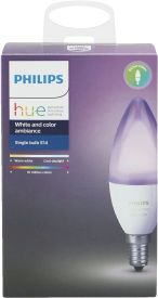 Hue White and Color Ambiance LED E14 1er Erweiterung 6,5W