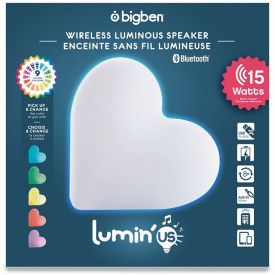 Bluetooth-Lautsprecher - Lumin Us Heart