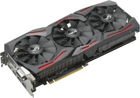 STRIX-GTX1060-6G GAMING (6GB,DVI,HDMI,DP,Active)