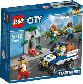 City - 60136 Polizei-Starter-Set