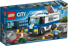 City - 60142 Geldtransporter