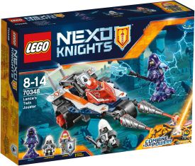 Nexo Knights - 70348  Lances Doppellanzen-Cruiser