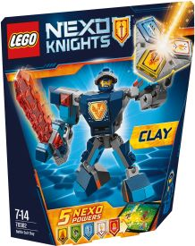 Nexo Knights - 70362 Action Clay