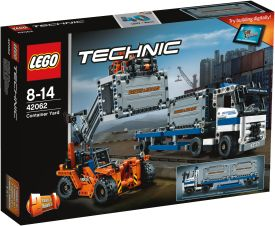 Technic - 42062 Container-Transport