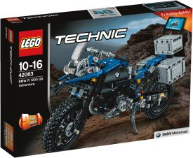 Technic - 42063 BMW R 1200 GS Adventure