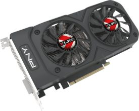 GeForce GTX 1050 Ti 4GB XLR8 OC GAMING