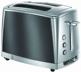 Luna Moonlight Grey Toaster