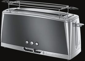Luna Moonlight Grey Langschlitz-Toaster