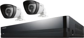 SDS-P3022P/EU 4-Kanal, 2-Kamera 960H DVR Security System