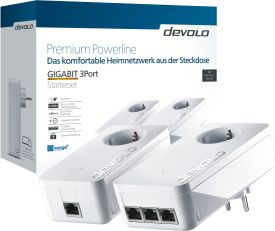 GIGABIT 3Port Starterset