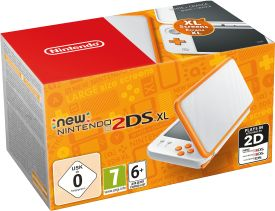New Nintendo 2DS XL + 3DS Super Mario Maker
