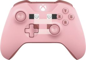 Xbox One Wireless Controller Minecraft Pig SE