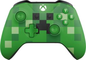 Xbox One Wireless Controller Minecraft Creeper SE