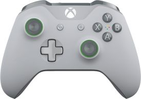 Xbox One Wireless Controller Grey & Green