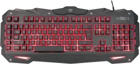 GXT 840 Myra Gaming Keyboard DE