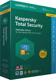 Total Security 3 User, 1 Jahr Upgrade