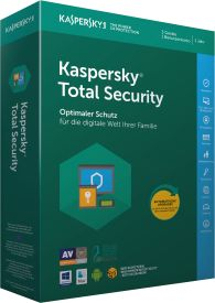 Total Security 3 User, 1 Jahr