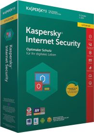 Internet Security 2018 5 User, 1 Jahr Upgrade