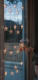 Deco Curtain Star