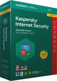 Internet Security 2018 1 User, 1 Jahr Upgrade
