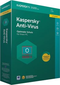 Antivirus 2018 1 User, 1 Jahr Upgrade