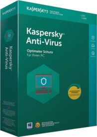 Antivirus 2018 1 User, 1 Jahr