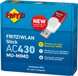 FRITZ!WLAN Stick AC 430 MU-MIMO International
