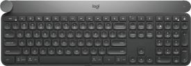 Craft Advanced keyboard with creative input dial