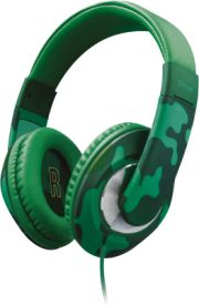 Sonin Kids Headphone - jungle camo