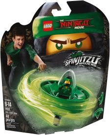NINJAGO - 70628 Spinjitzu-Meister Lloyd (co)