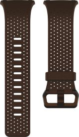 Ionic, Accessory Band, Perforated Leather, Small
